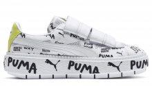Puma Platform Trace Strap SM Multicolor 36653301