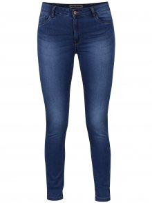 Modré slim fit džíny Noisy May Extreme