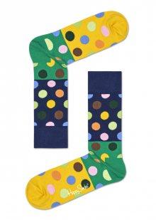 Happy Socks barevné ponožky Big Dot - 36-40