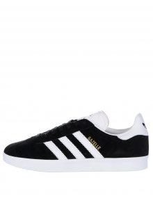 Černé pánské semišové tenisky adidas Originals Gazelle