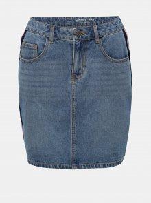 Modrá džínová sukně Noisy May Nicole