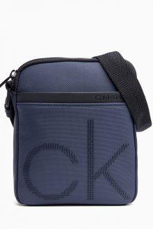 Calvin Klein tmavě modrá pánská crossbody taška CK Point Mini Report