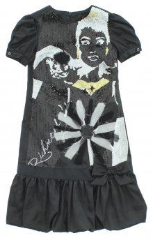 Šaty dětské John Richmond | Černá | Dívčí | 6 let