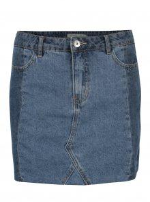Modrá džínová sukně VERO MODA Molly