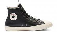Converse Chuck Taylor All Star Desert Storm Leather High Top černé 162386C