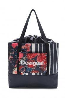 Desigual barevná sportovní taška Scarlet Boom