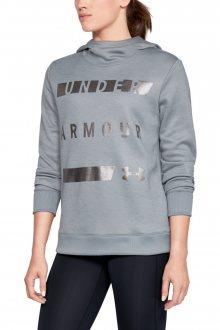 Under Armour světle šedá mikina Pullover Wm - XS