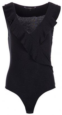 Vero Moda Dámské body Bodystocking Fem Knit CO95/EA5 Black S