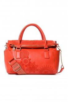 Deisgual cihlově červená kabelka Dark Amber Loverty
