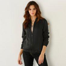 Blancheporte Vzdušná bunda na zip černá 36