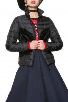 Desigual černá bunda Pune - 38