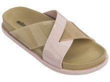 Melissa béžové pantofle Energy Beige/Pink  - 38
