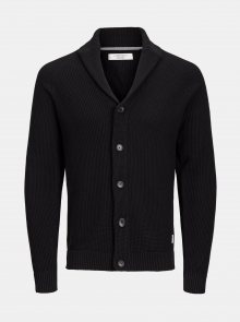 Černý kardigan Jack & Jones Knit