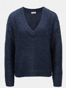 Modrý volný svetr Jacqueline de Yong Ivy