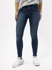 Modré skinny džíny VERO MODA Sophia