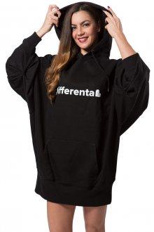 Differenta Design černá dámská mikina Street Sweat - S
