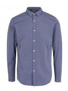 Modrá formální slim fit košile Selected Homme