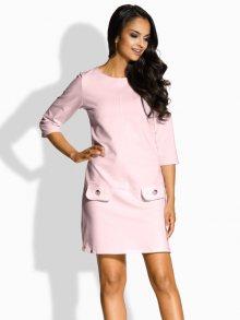 ENVY ME Dámské šaty EM133_powder-pink\n\n