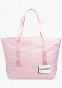 Calvin Klein pudrová sportovní kabelka Sport Essential Carr