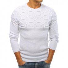 Pánský svetr bílý STYLE
