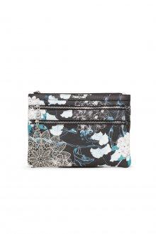 Desigual černá kosmetická taška Arcadia Multi Zip