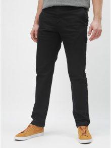 Černé slim kalhoty Selected Homme Carlo