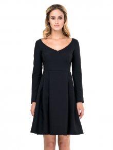 Juliet Roses Dámské šaty D_12_426_Black\n\n