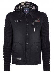 Giorgio Di Mare Pánská bunda GI5297858_Black\n\n