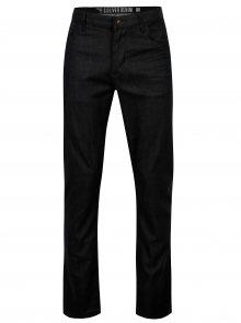 Tmavě modré pánské regular fit džíny s.Oliver