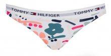 Tommy Hilfiger Dámské kalhotky Bikini Abstract Flower Print UW0UW00928-614 L