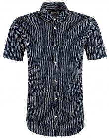 Q/S designed by Pánská košile 40.804.22.2571.58A1 Ink Blue Aop XXL