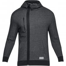 Under Armour Pursuit Full Zip Hoody černá XL