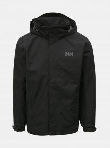 Černá pánská lehká regular fit bunda HELLY HANSEN