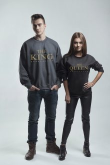Set mikin The King & His Queen