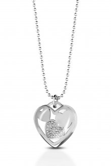 Ops! Objects mohutný náhrdelník Ops! True Silver