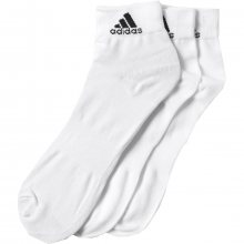 adidas Performance Ankle Thin 3Pp bílá 47-50
