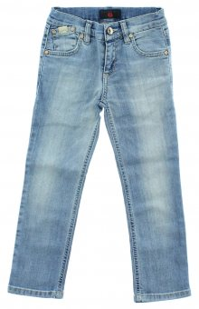 Jeans dětské John Richmond   Modrá   Dívčí   4 roky