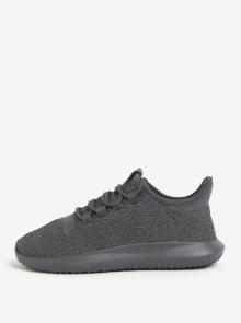 Šedo-zelené dámské tenisky adidas Originals Tubular Shadow