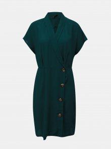 Zelené šaty VERO MODA Riga
