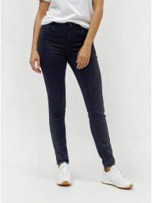 Tmavě modré slim džíny s tvarovacím efektem VERO MODA Seven