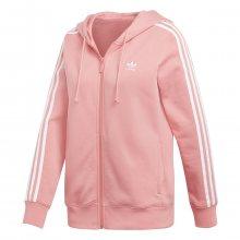 adidas 3Str Zip Hoodie růžová 34