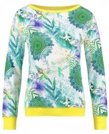 Home zelený dámský domácí svetr Hip Viridi Sweater - XS