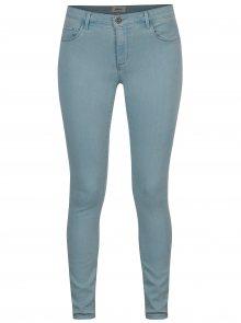 Světle modré skinny fit džíny ONLY Rain