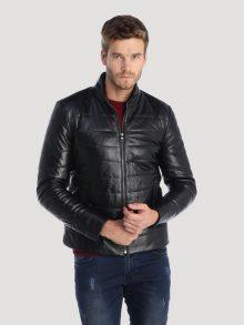 Giorgio Di Mare Pánská kožená bunda GI7299705_Black\n\n