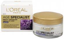 Loreal Paris Noční krém proti vráskám Age Specialist 55+ 50 ml
