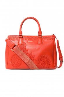 Desigual cihlově červená kabelka Dark Amber Cabo