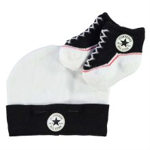 Dětský set čepička/ponožky Converse