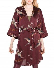 Nilana Kimono Vila | Červená Fialová | Dámské | 34