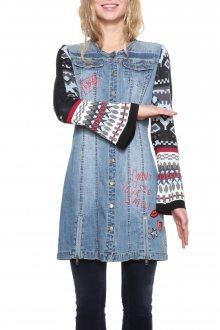 Desigual denimové šaty Nancy - 34