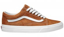 Vans Old Skool Leather Brown hnědé VN0A38G1U5K1